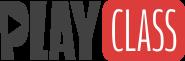 logo playclass black